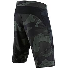 Troy Lee Designs Skyline Shell Shorts, camo green